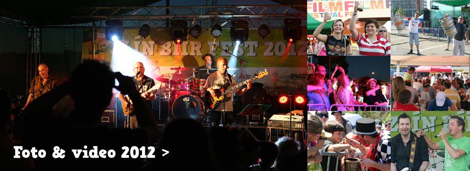 ZlínBíírFest 2012 - foto a video